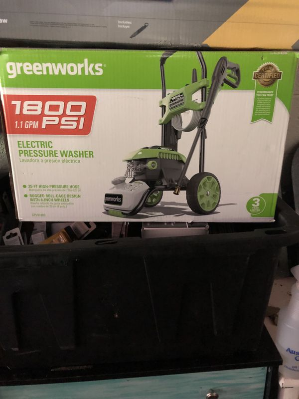 New and Used Pressure washer for Sale in Sioux City, IA