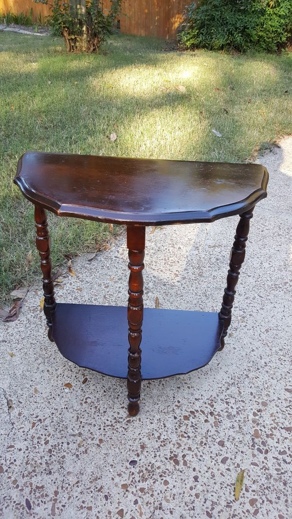 Incredible Antique Half Table For Sale In Memphis Tn Offerup Download Free Architecture Designs Pushbritishbridgeorg