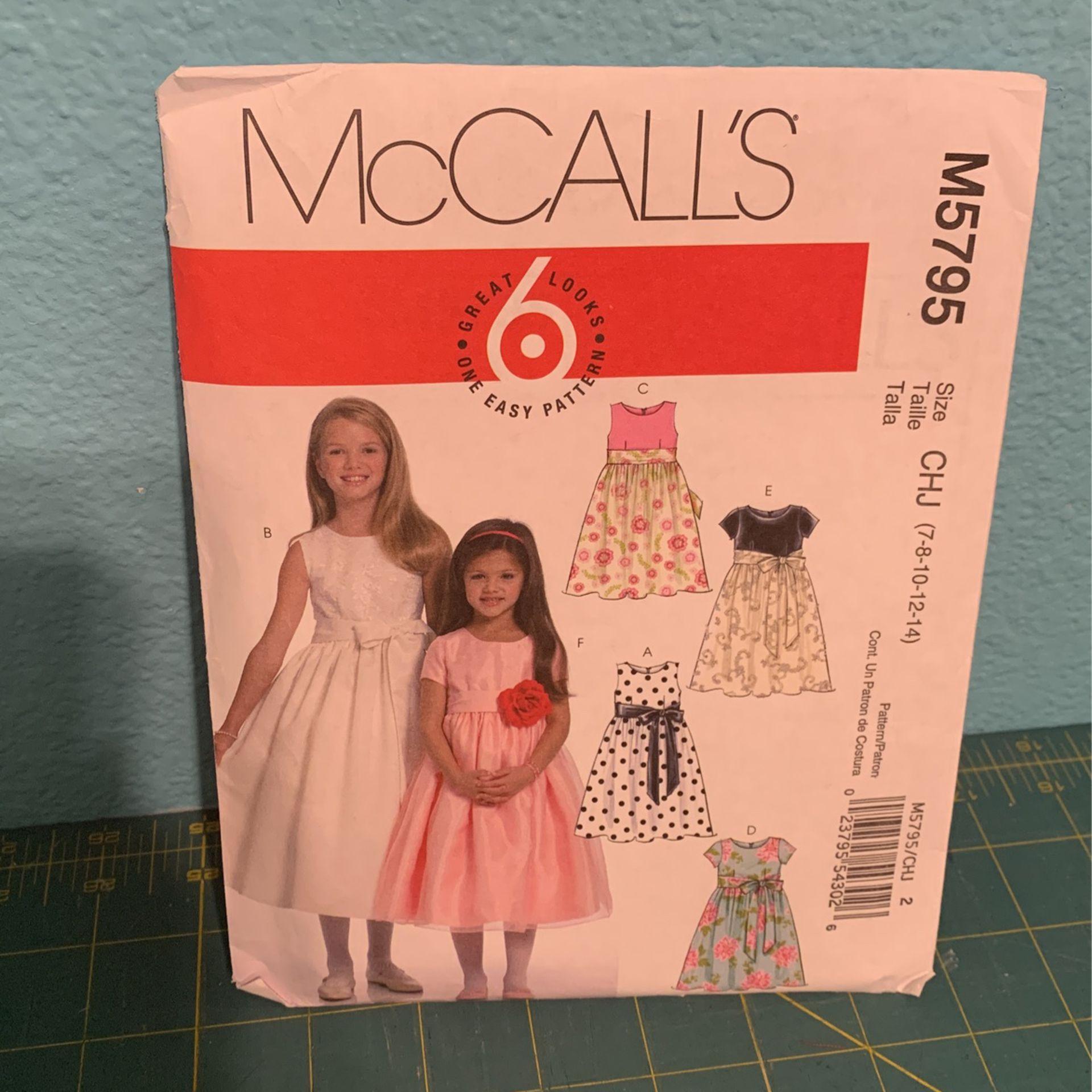 McCalls M5795