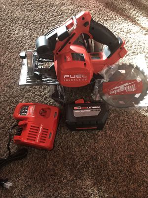 Milwaukee circular saw m18 for Sale in Mount Rainier, MD