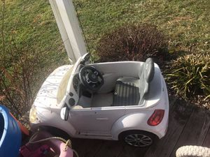 Power Wheels 10volt punch Buggy & bike for Sale in Damascus, MD
