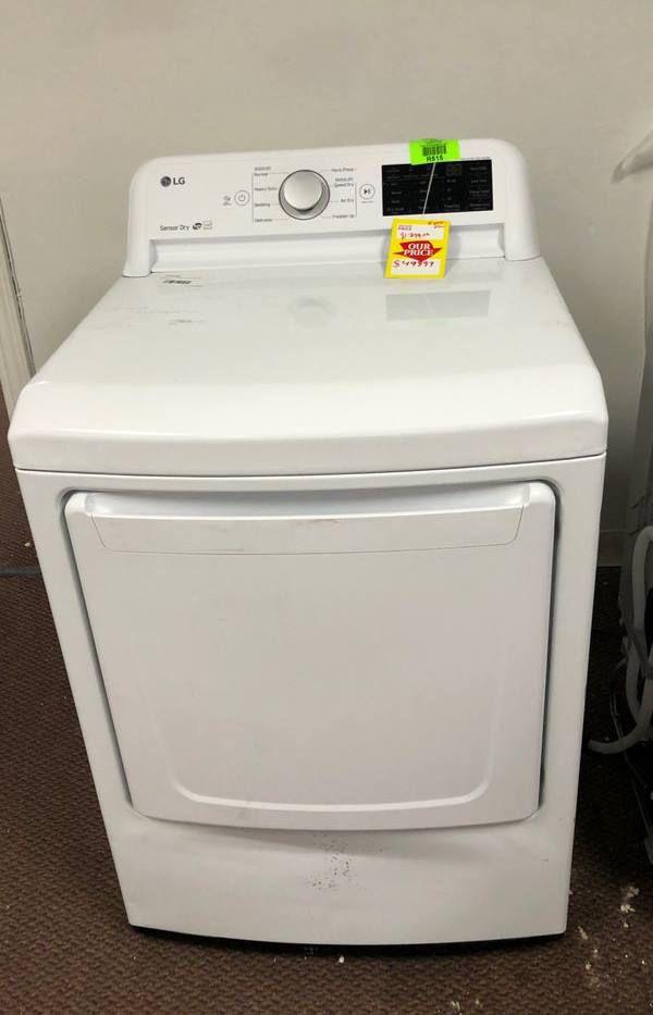 Lg Dryer ZVA5T