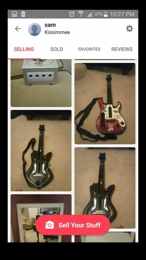 3 WII GUITARS $20 for Sale in Poinciana, FL