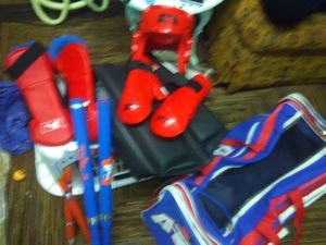ATA Sparing Gear. for Sale in Orlando, FL