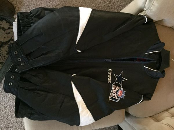 new product 91d78 dc2c6 Dallas cowboys leather jacket x-large for Sale in Gravette, AR - OfferUp