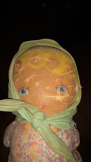 Antique Cloth Doll for Sale in Dallas, TX
