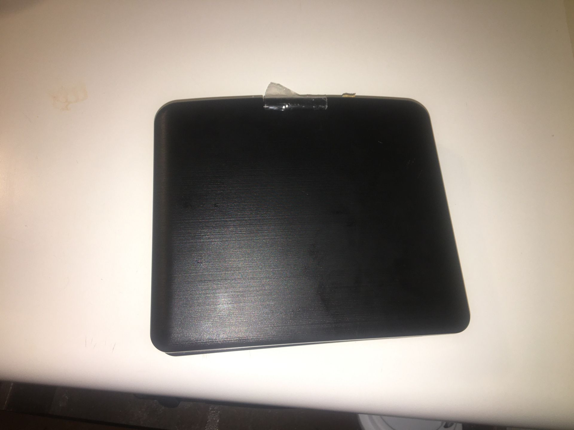 DVD player portable