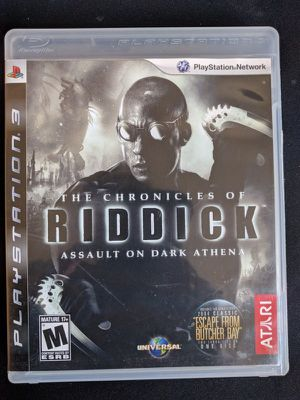 Chronicles of Riddick PS3 for Sale in Salt Lake City, UT