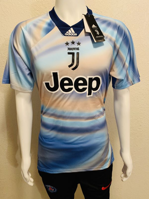 newest 79503 38540 Adidas Juventus EA Sports jersey for Sale in Moreno Valley, CA - OfferUp