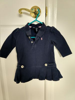 Ralph Lauren dress size 9 months for Sale in Germantown, MD