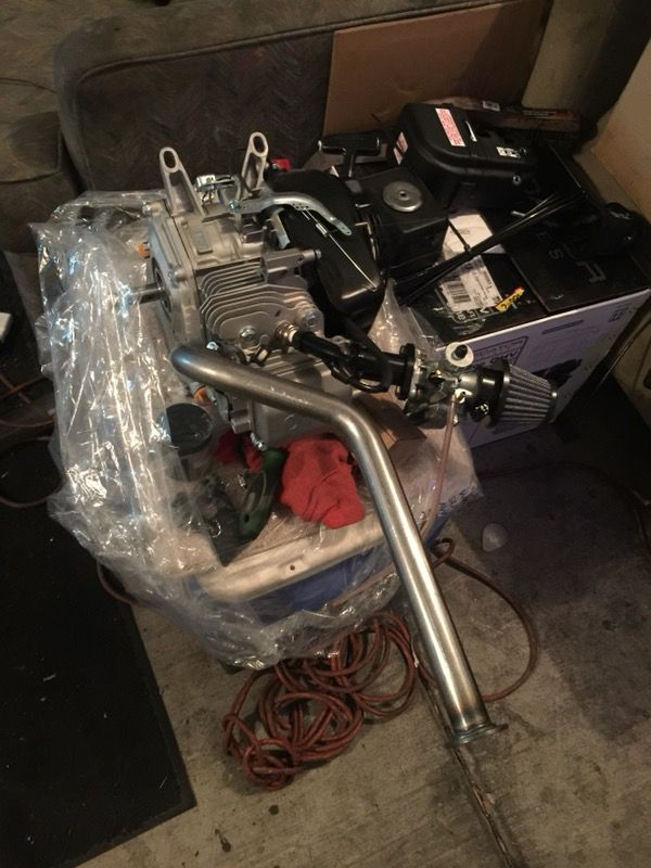 Predator 212cc with 26mm Mikuni carb kit for Sale in Las Vegas, NV - OfferUp