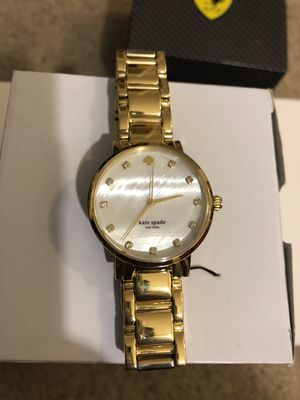 Late spade women's watch - new for Sale in Waldorf, MD