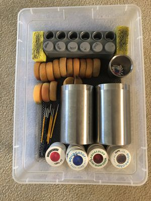 Photo PROFESSIONAL FACE PAINTING KIT