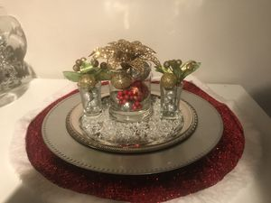 beautiful christmas 🎄 decor firm price for Sale in Orlando, FL