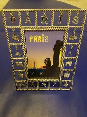 Paris Picture Frame for Sale in Washington, DC