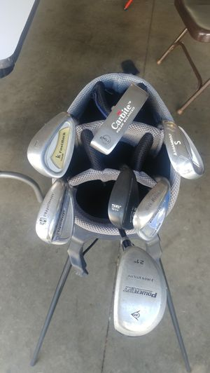 Golf clubs & bag for Sale in Downey, CA