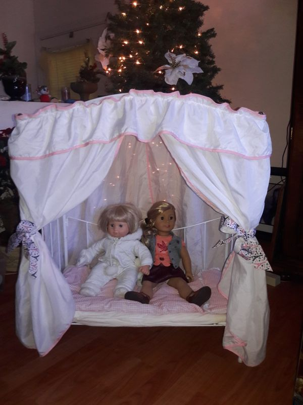 American Girl Doll Bed Bath Living Room Desk For Sale In Anderson