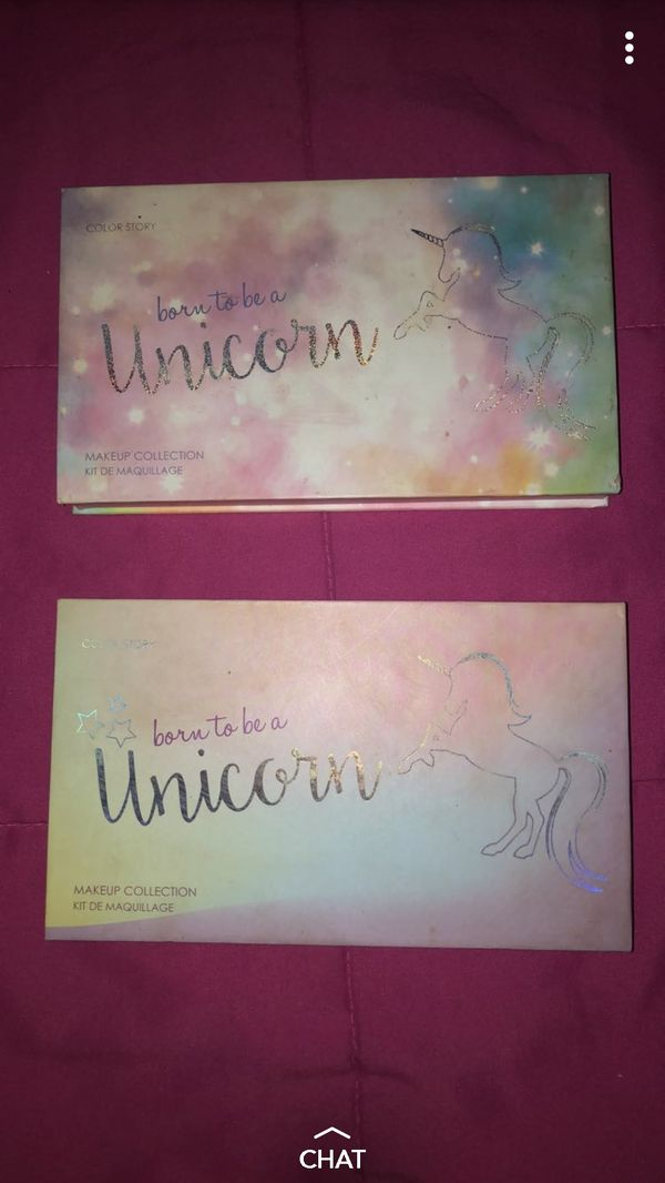 Born To Be Unicorn Palettes From Colorstory They Are Pigmented