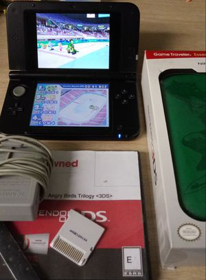 Final price!!!Nintendo 3ds xl plus 2 games and storage case bundle for Sale  in Minneapolis, MN - OfferUp