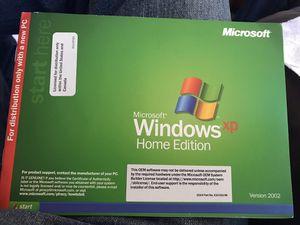 Microsoft windows home edition new for Sale in Sumner, WA