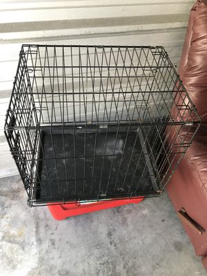 Dog cage cat cage for Sale in Kissimmee, FL