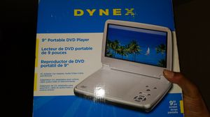 Dynex Portable DVD player for Sale in Silver Spring, MD