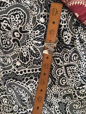 Mcm Men's Belt for Sale in Washington, DC