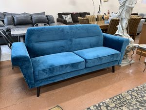 Suede sofa for Sale in Oak Park, IL