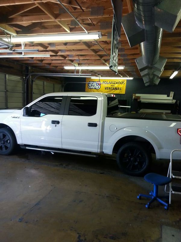 Special Window tint for trucks $85 dollars any dark cash only (Cars ...