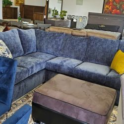 2pc Sectional,  Brand New  Thumbnail