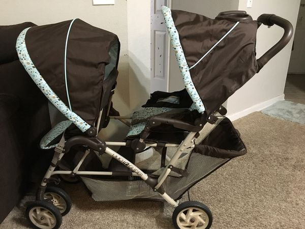 Graco Duoglider Classic Connect Stroller For Sale In Morrisville Nc Offerup