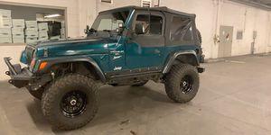 Photo 1997 Jeep TJ