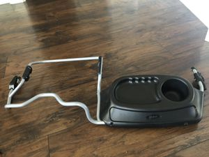 Bob duallie car seat adapter snack tray for Sale in Turlock, CA