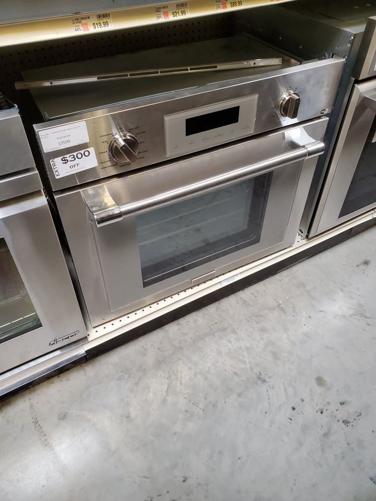 """Thermador 30"""" Built-in Single Wall Oven"""