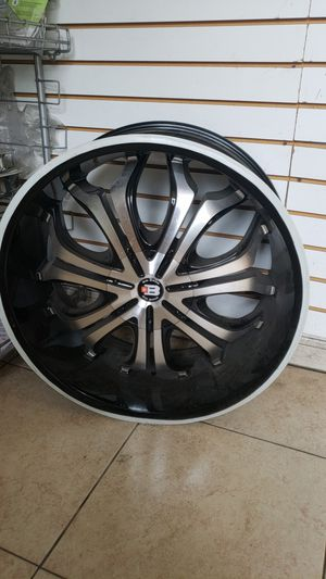 SET OF 22 Inch BB Wheels Still 5X114/120 Universal for Sale in Washington, DC