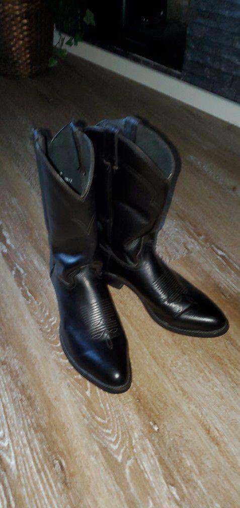 Abilene Cowboy Boots 12D