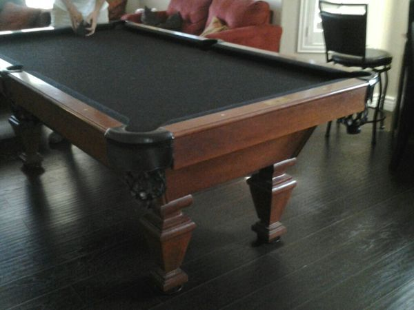 Buckhorn Pool Table For Sale In Glendale AZ OfferUp - Buckhorn pool table