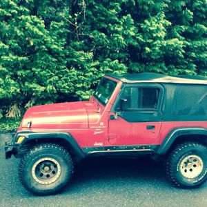 1999 Jeep Wrangler Sport Edition for Sale in Bethesda, MD
