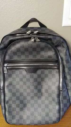 57afd7a0b10 Louis Vuitton Backpack Michael NM Damier Graphite Noir for Sale in  Bradenton, FL