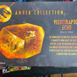 Jurassic World Echo Amber Collection Thumbnail