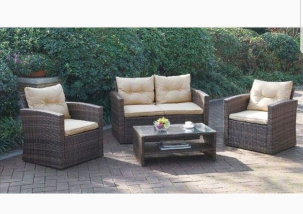brand new outdoor patio sofa set for sale in costa mesa ca offerup