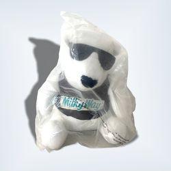 Milky Way Candy Bar Plush Polar Bear 1996 White With Sunglasses Mars 1996 Thumbnail