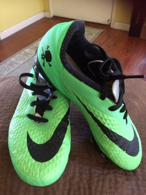fe7cfd7d3e19 Used youth boys soccer cleats for Sale in San Jose, CA