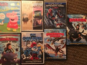 Misc. DVDs for Sale in Portland, OR
