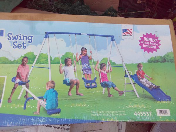 Flexible Flyer Iris Swing Set Playground For Sale In Los Angeles Ca