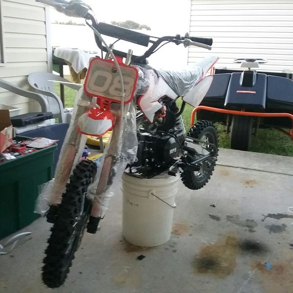 Dirt bike motorcycle for Sale in Polk City, FL - OfferUp