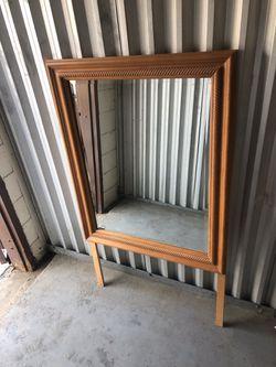 4pc Wooden Bed set (NO FRAME) Thumbnail