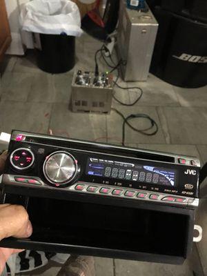 JVC car radio for Sale in Boston, MA