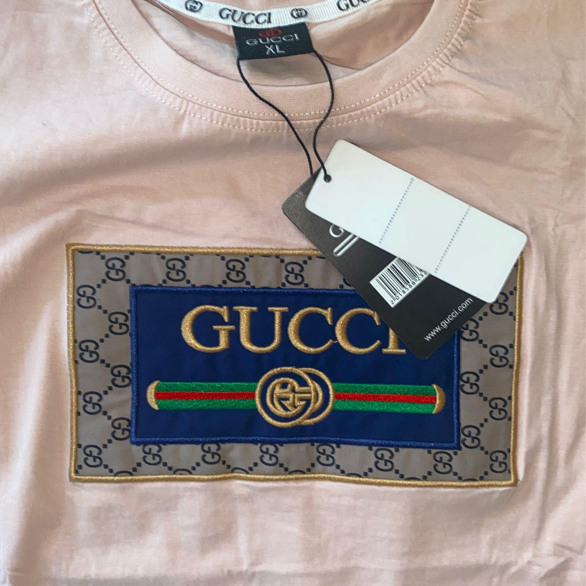 Peach G Shirt