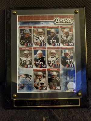 Patriots frames new for Sale in Henderson, NV